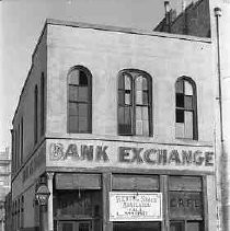 Bank Exchange bar