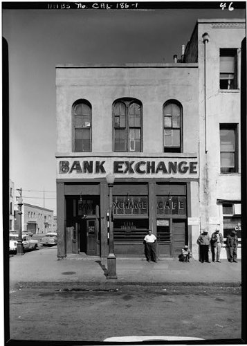 Bank Exchange saloon
