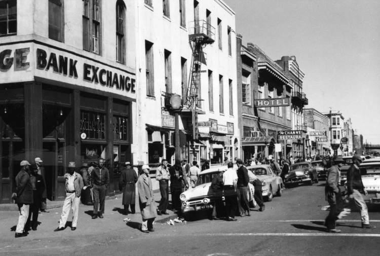 Old Sacramento Saloon called Bank Exchange